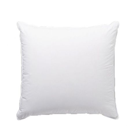 White Euro Pillow Insert
