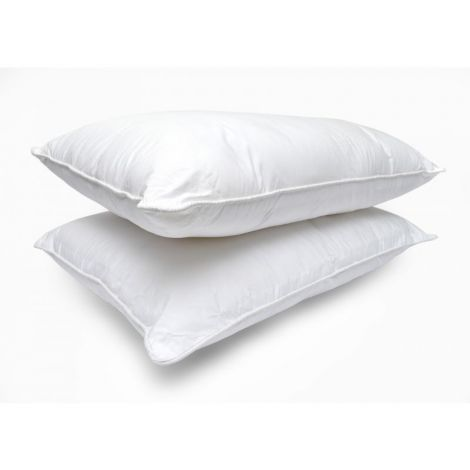 White Solid Pillow Insert