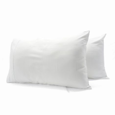 Sateen Solid Pillowcases